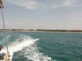 Balade en bateau au Sri Lanka