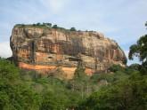 Sigiriya - Rocher du Lion - Sri Lanka