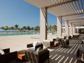 Hôtel Centara 4* (Passikudah) - terrasse