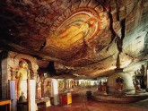 Dambulla-temple-d'or