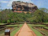 Rocher du lion à Sigiriya - Sri Lanka