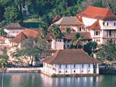 Le palais royal de Kandy - Sri Lanka