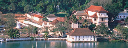 Kandy-palais royal