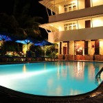 Negombo - Hotel St Lachlan - piscine