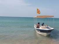 Balade en bateau à Bentota