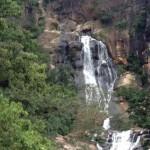 Chute d'eau au Sri Lanka