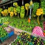 Visite du marché de Dambulla