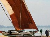 Negombo, village de pêcheur - Sri Lanka