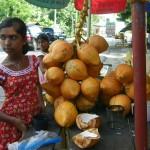 Marché Ratnapura Sri Lanka