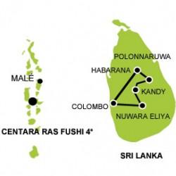 voyage de noces en combiné sri lanka maldives