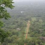 vue Pic d'Adam Sri Lanka