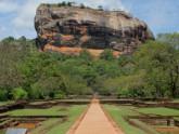 Sigiriya, le Rocher du lion sri lankais