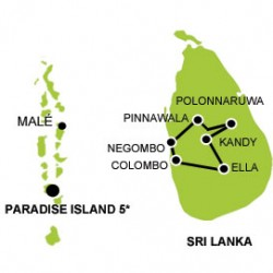 Votre Sri Lanka - Maldives en famille