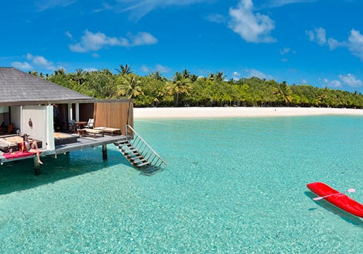 Hôtel Paradise Island - Maldives