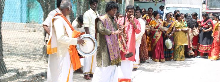 Festival Nallur Jaffna